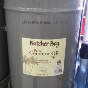 ButcherBoyCoconutOil